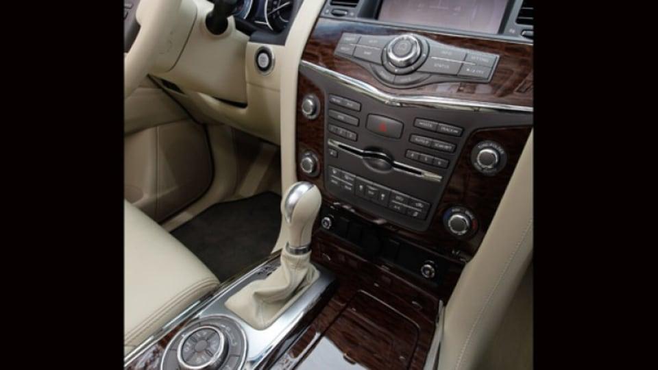 Nissan Patrol V8.