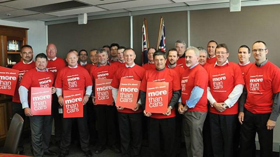 2013 More Than Cars South Australia Campaign