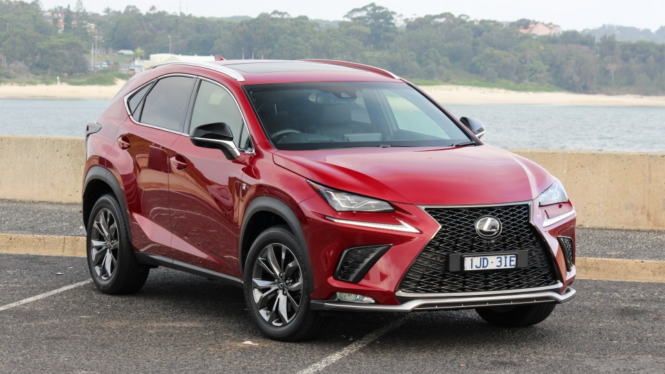 2018 Lexus NX300 F Sport quick spin review