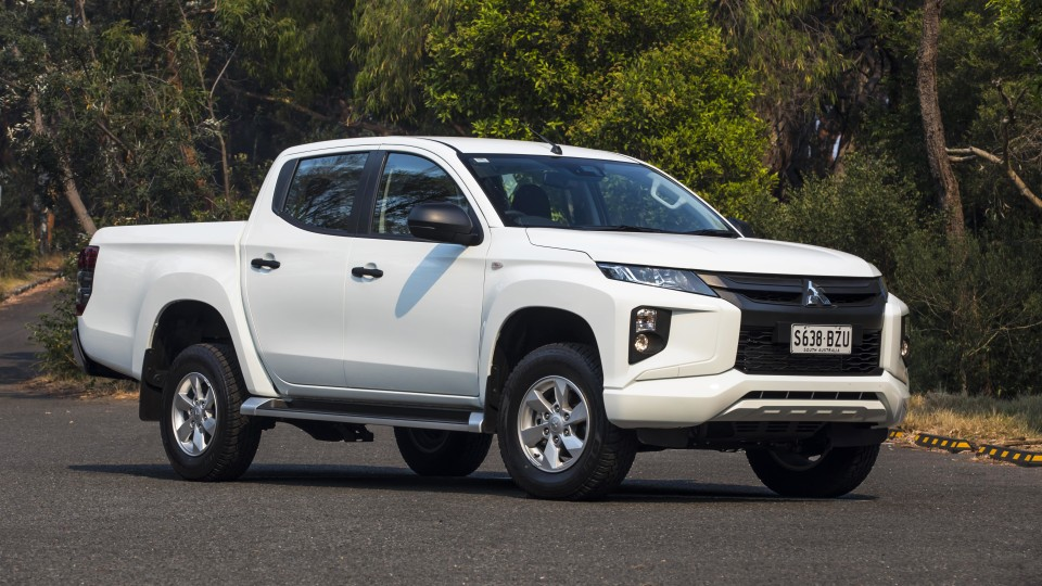 Tradie Review: 2020 Mitsubishi Triton GLX+