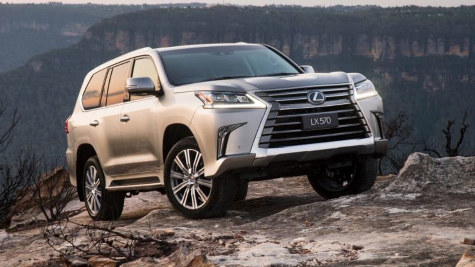 Lexus is planning to offer a diesel variant of its big LX SUV.