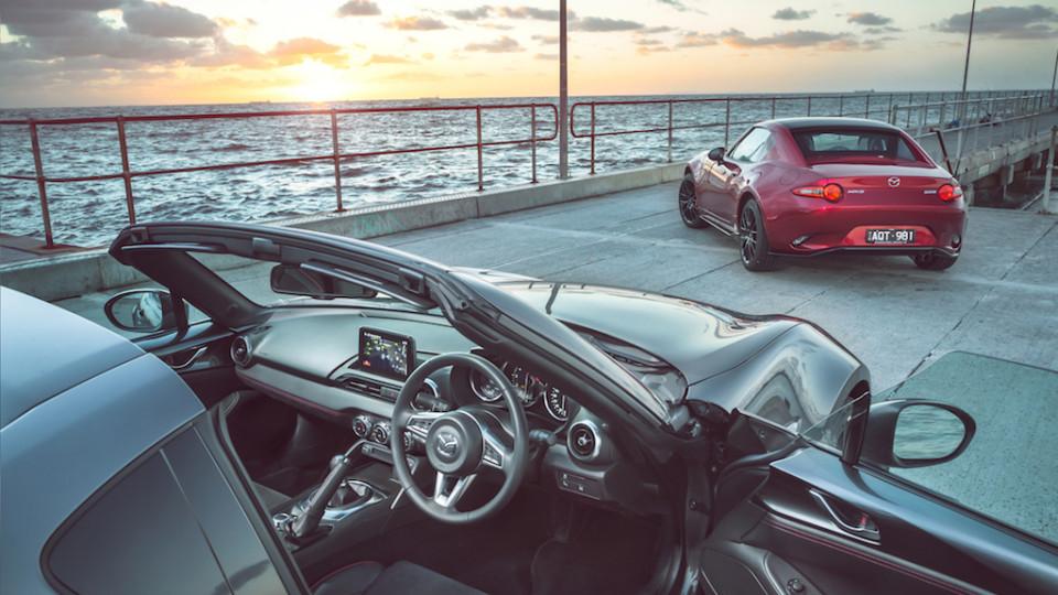 2018 Mazda MX-5 RF Limited Edition