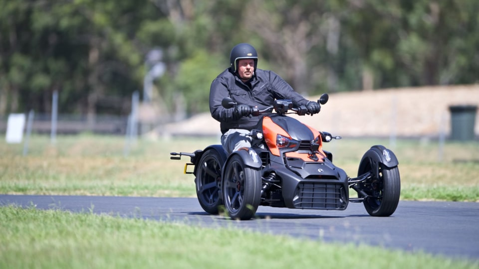 Can-Am Ryker review