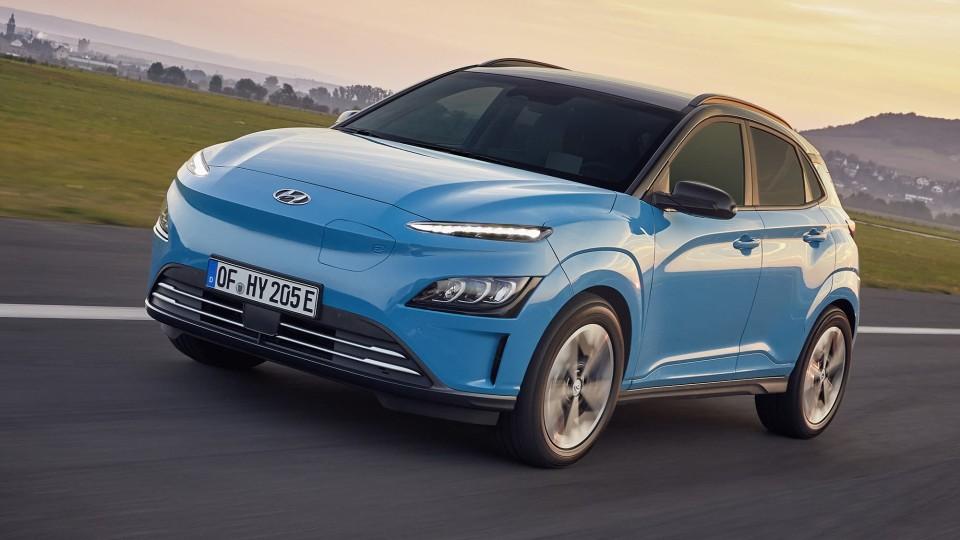 2021 Hyundai Kona Electric price and specs