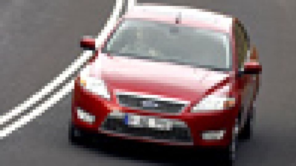 Ford stumbles with Mondeo launch