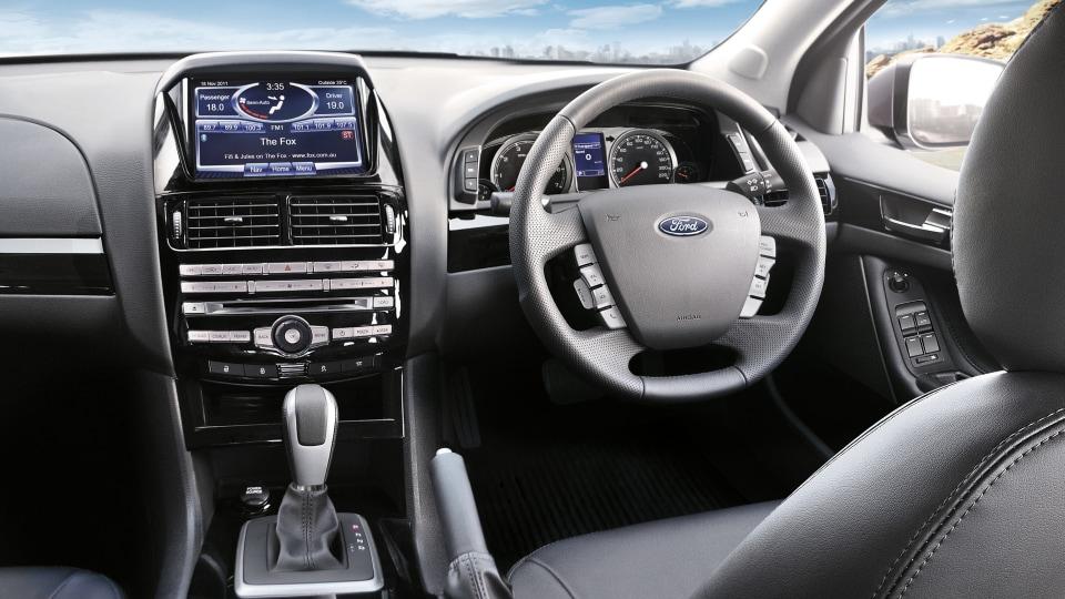 2013 Ford Falcon G6E Turbo.