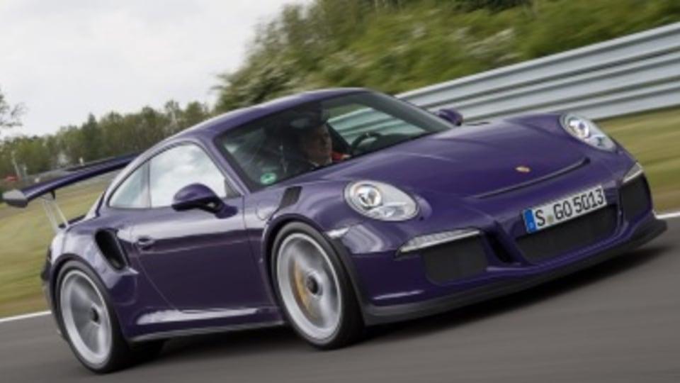 Porsche: We won't give up atmo six