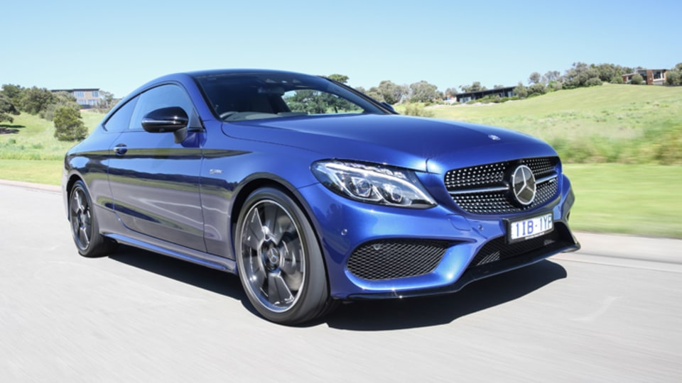 2017 Mercedes-AMG C 43 Coupe Review | Class, Style And Performance… Sharp Price Too