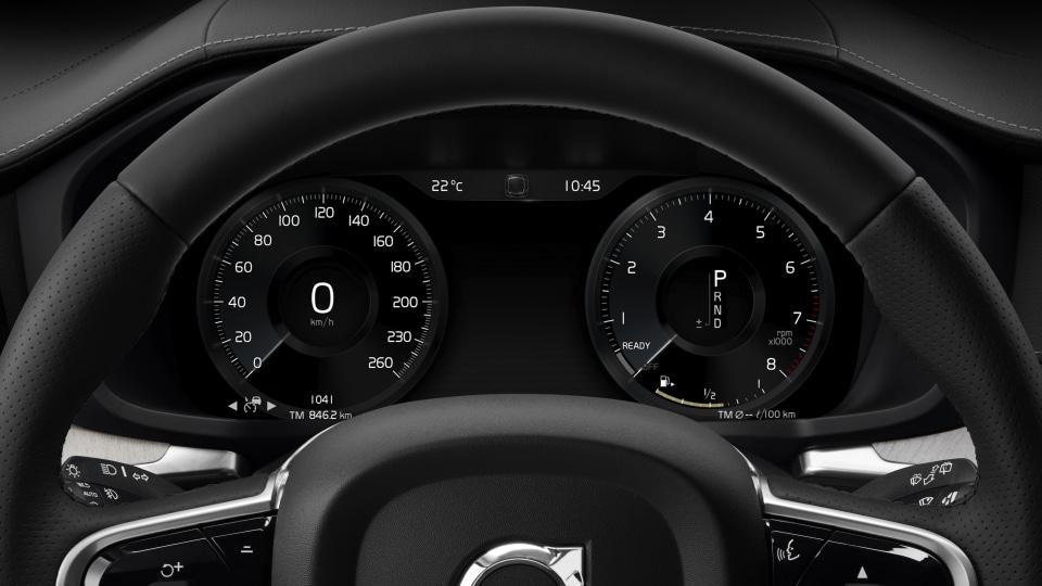 2018 Volvo V60.