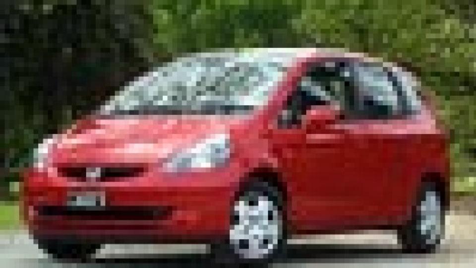 Honda Jazz 1.3 litre five-door hatch