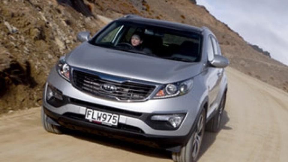 Kia Sportage Platinum
