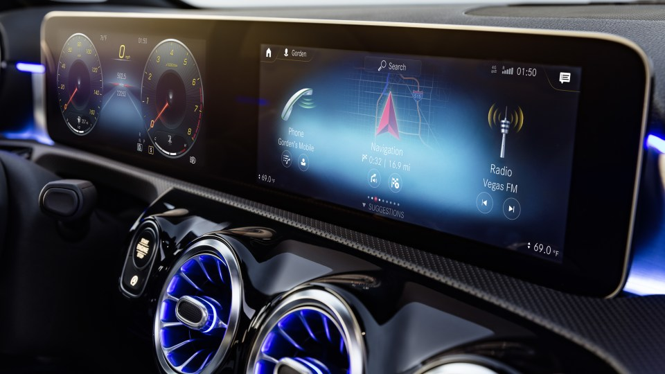 New Mercedes-Benz GLE rendering