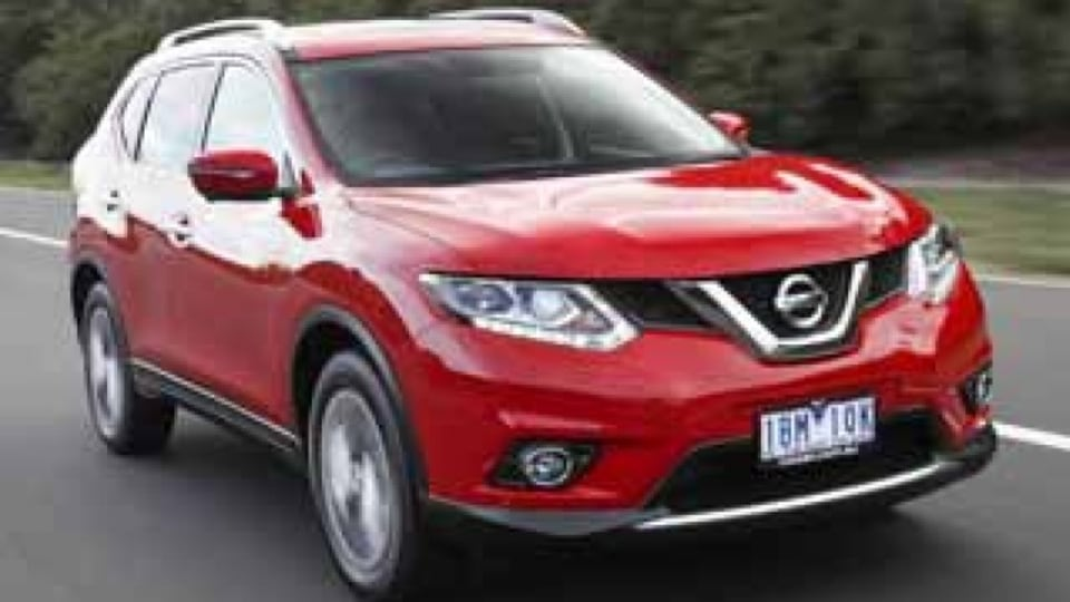 Nissan X-Trail TL new car review