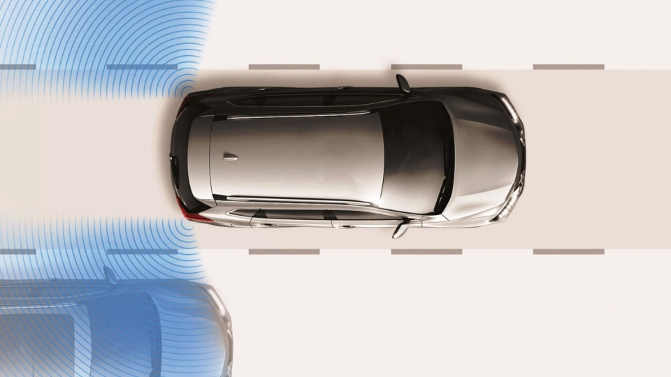 What is Blind Spot Monitoring