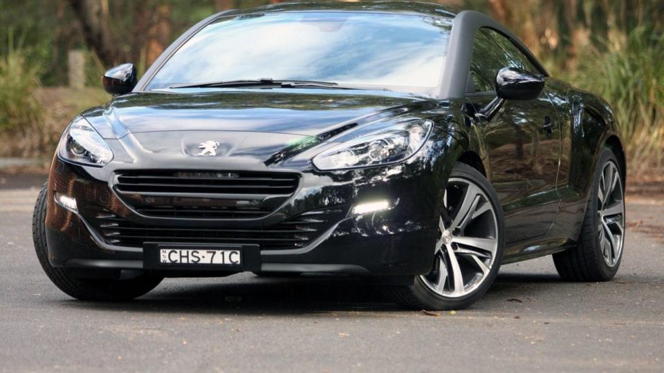 2013 Peugeot RCZ Automatic Snapshot Review