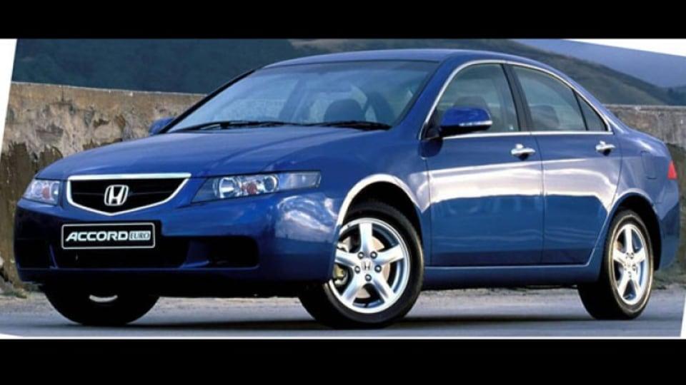 2003 Honda Euro