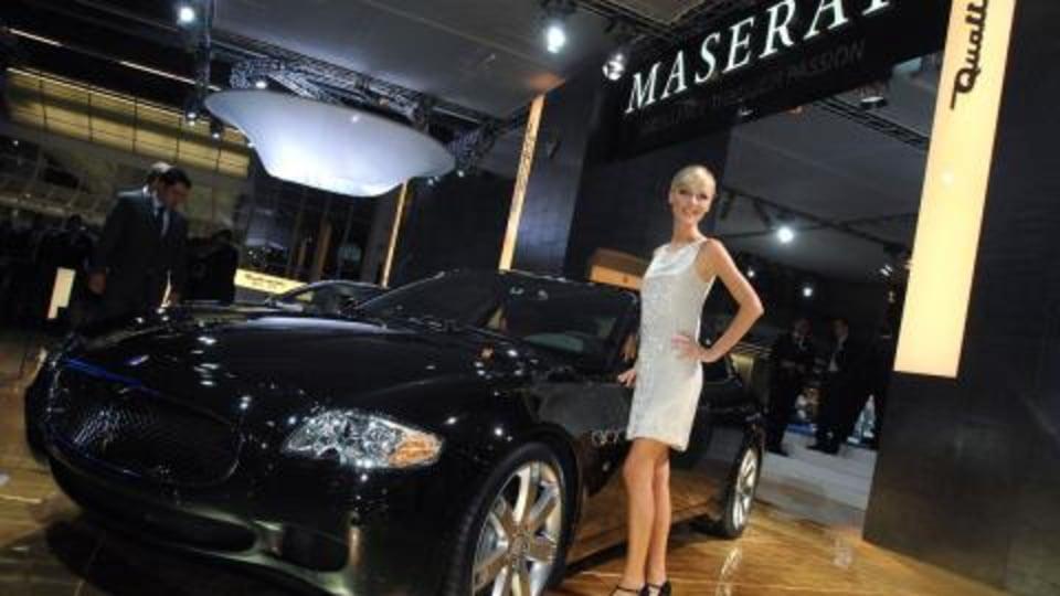 Maserati at the Frankfurt Motor Show