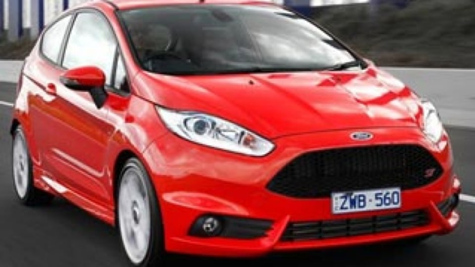 Ford Fiesta ST new car review