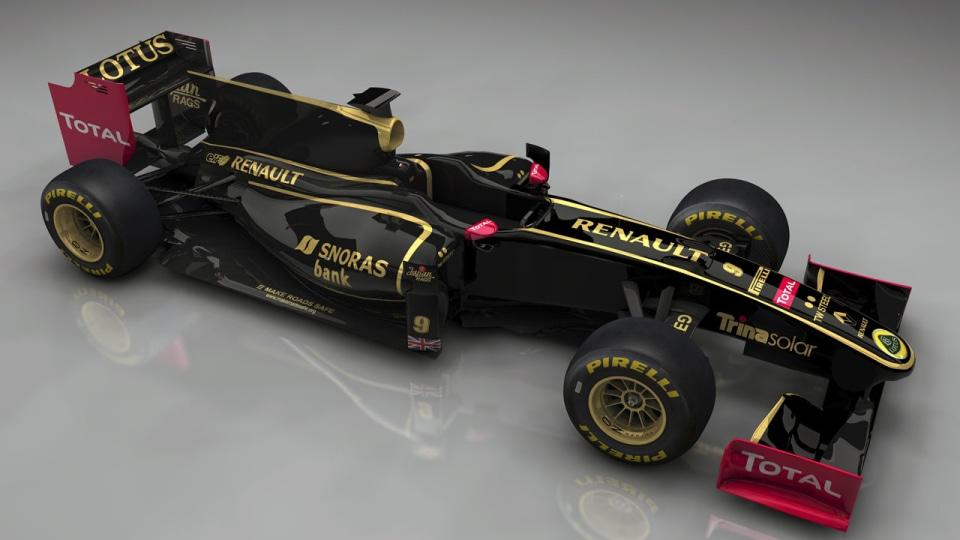 F1: Renault Sells Up As Group Lotus Enters F1, Team Lotus Adamant