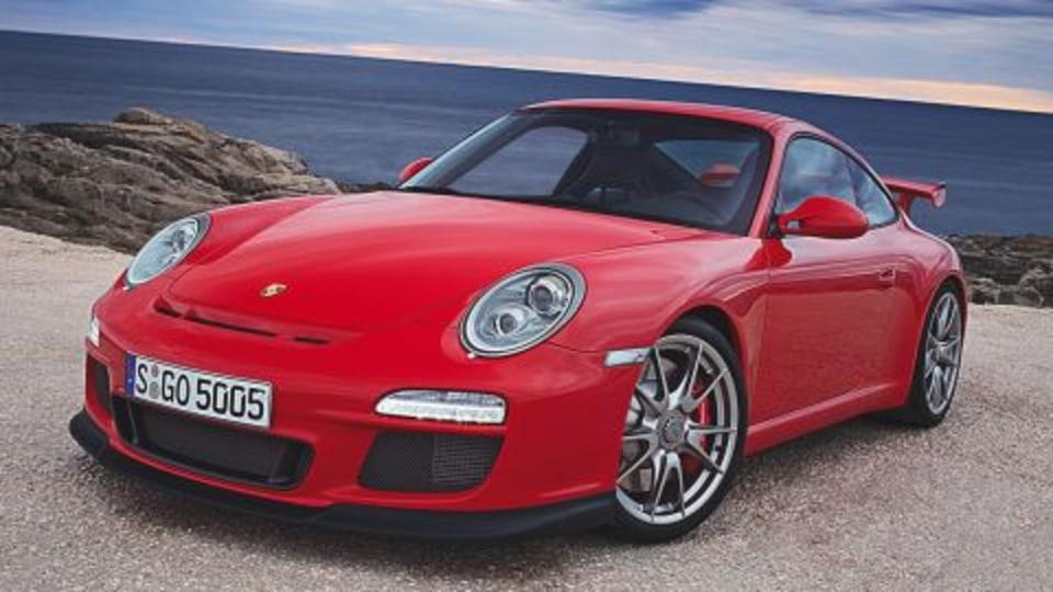 2010 Porsche GT3 Officially Revealed