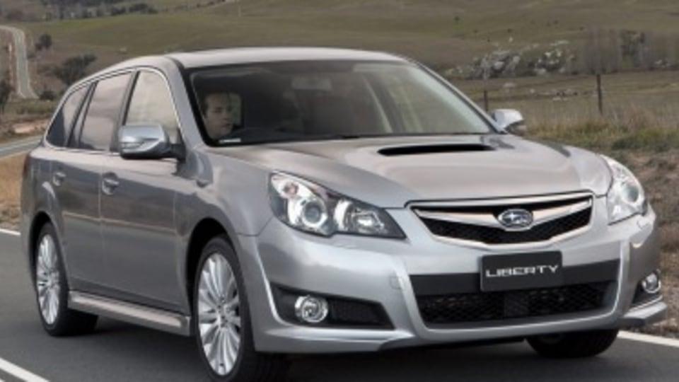 Subaru Liberty GT used car review