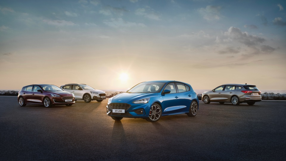 Pricing revealed for new Focus