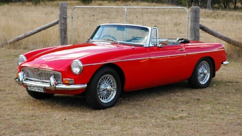 MG wants to return to its roots with a sporty convertible.