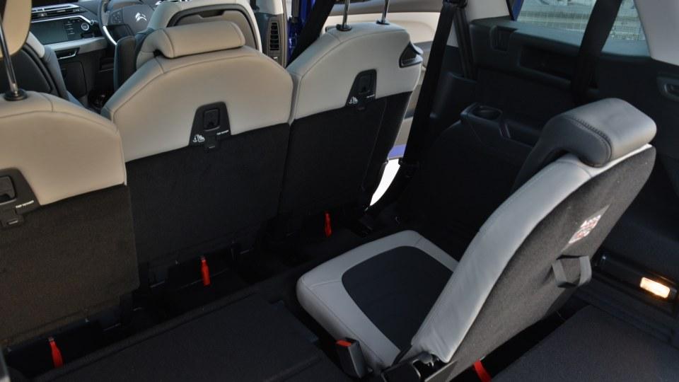2018 Citroen C4 Grand Picasso.