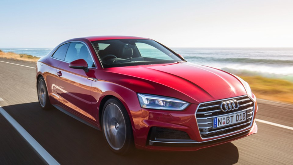 2017 Audi A5 And S5 Coupe Revealed