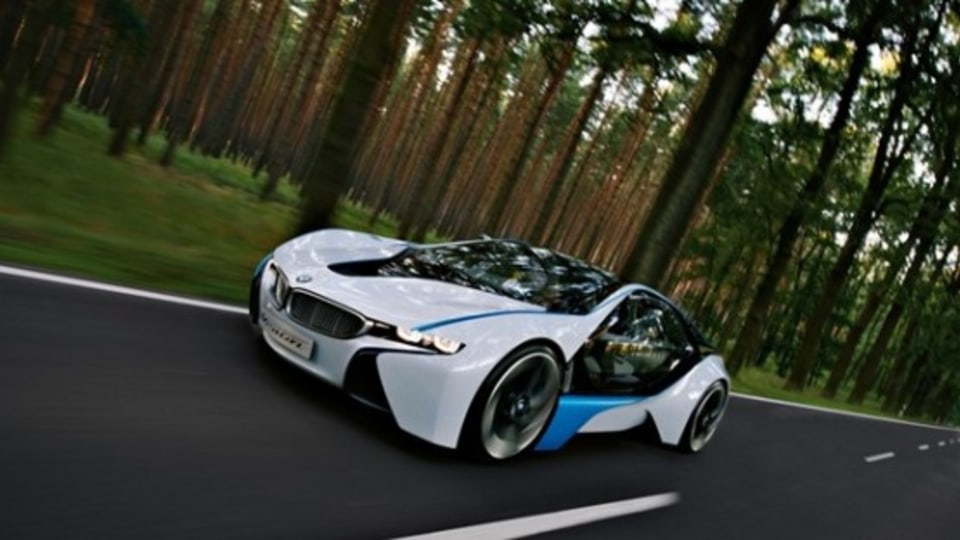 BMW Releases Second Video Of Vision EfficientDynamics Concept