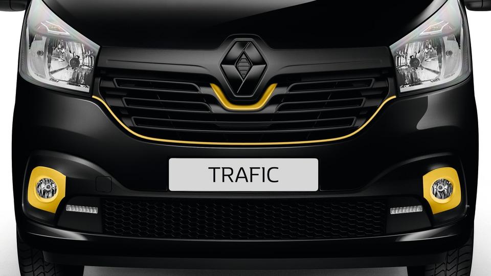 New Renault Trafic Formula Edition revealed