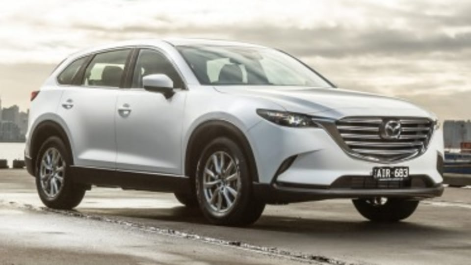 Mazda CX-9 Touring AWD new car review