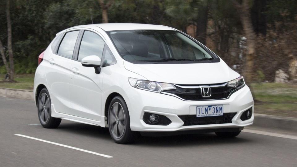 2018 Honda Jazz.