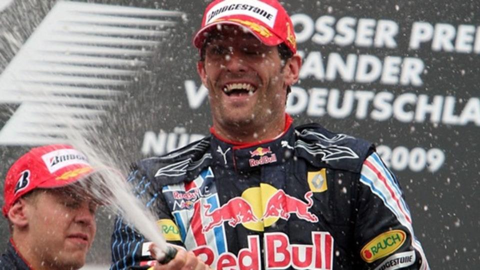 F1: Webber Says Vettel Battle His Greatest Triumph