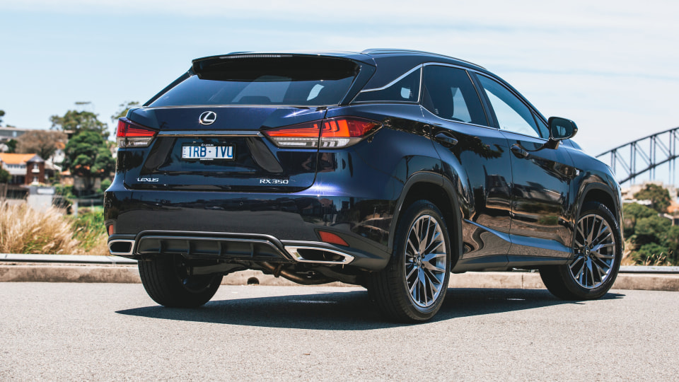 2021 Lexus RX350 F Sport review-1