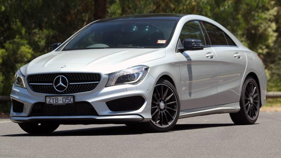 2013 Mercedes-Benz CLA 200 Review