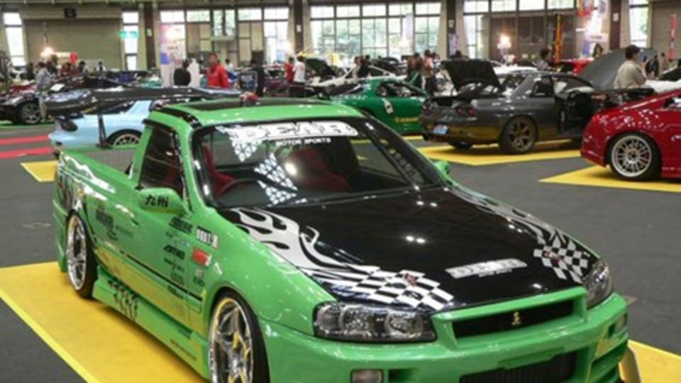 Nissan Skyline GT-R Ute: Yeah, Why Not?