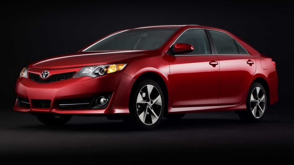 2012 Toyota Camry Revealed, On Sale In Australia From November