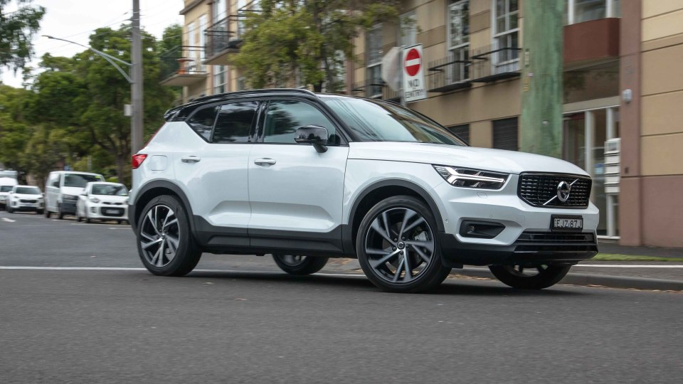2021 Volvo XC40 Recharge review-0