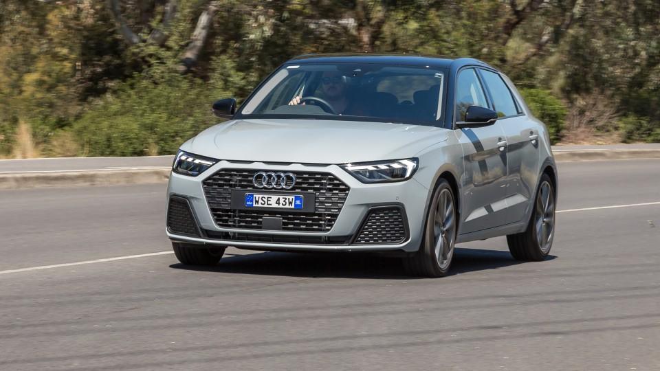 2019 Audi A1 35TFSI review-0
