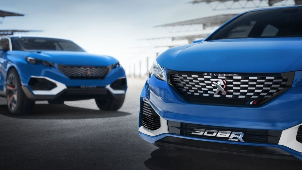Next Peugeot 308 GTI to be hybrid