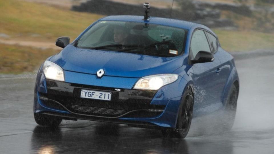 Renault Megane RS250 Cup.
