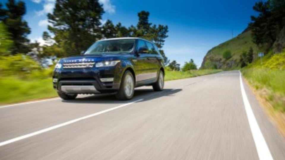 2015 Range Rover SPort SDV6