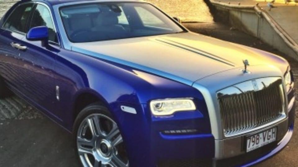 Rolls-Royce Ghost Series II quick spin