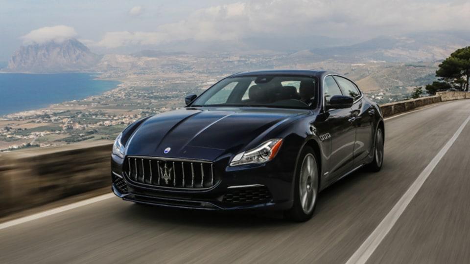 2017 Maserati Quattroporte - Prices And Specifications | New Trim Levels