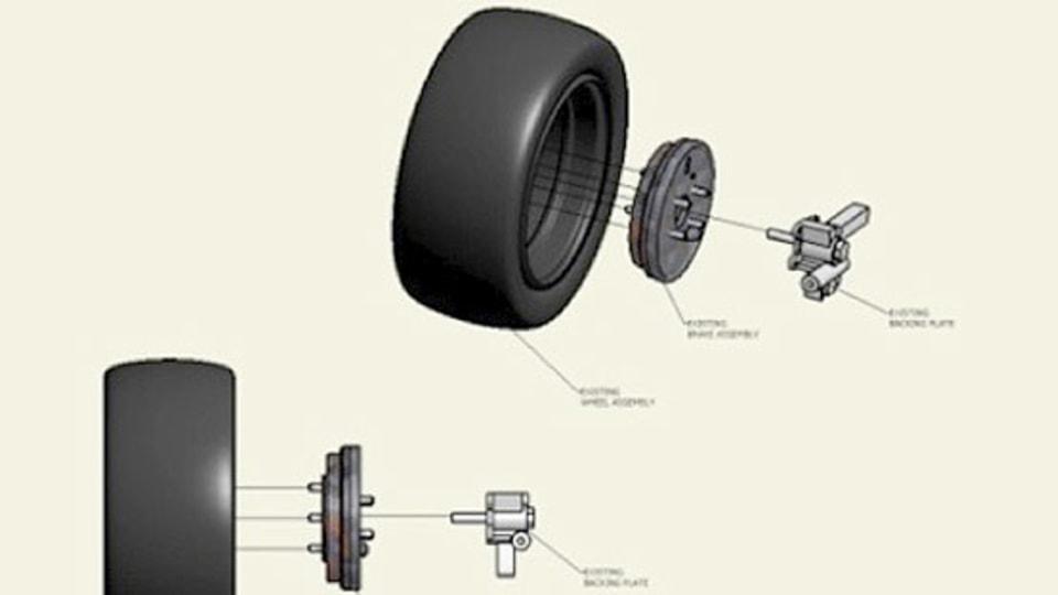Inventor Wins Award For In-Wheel Hybrid Retrofit Kit
