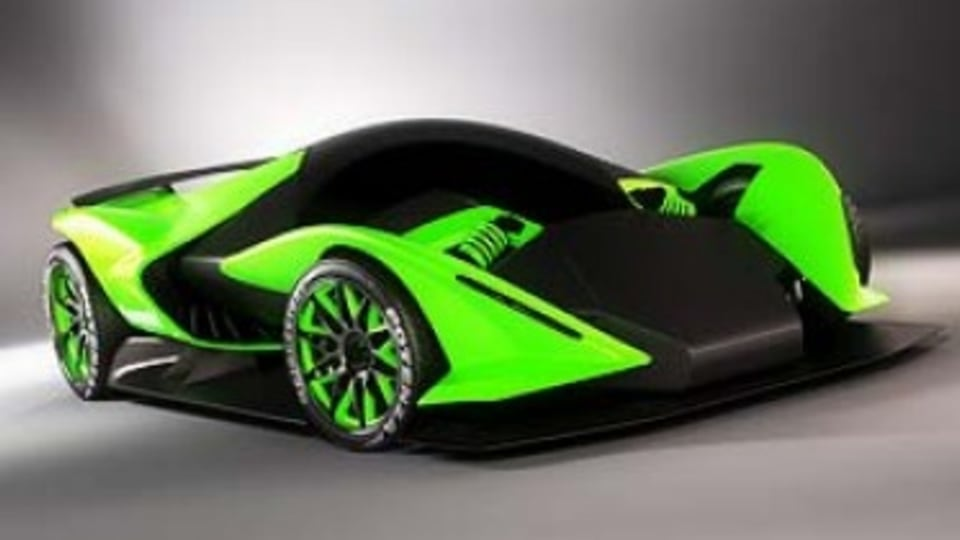 Kawasaki to the four with new sports car