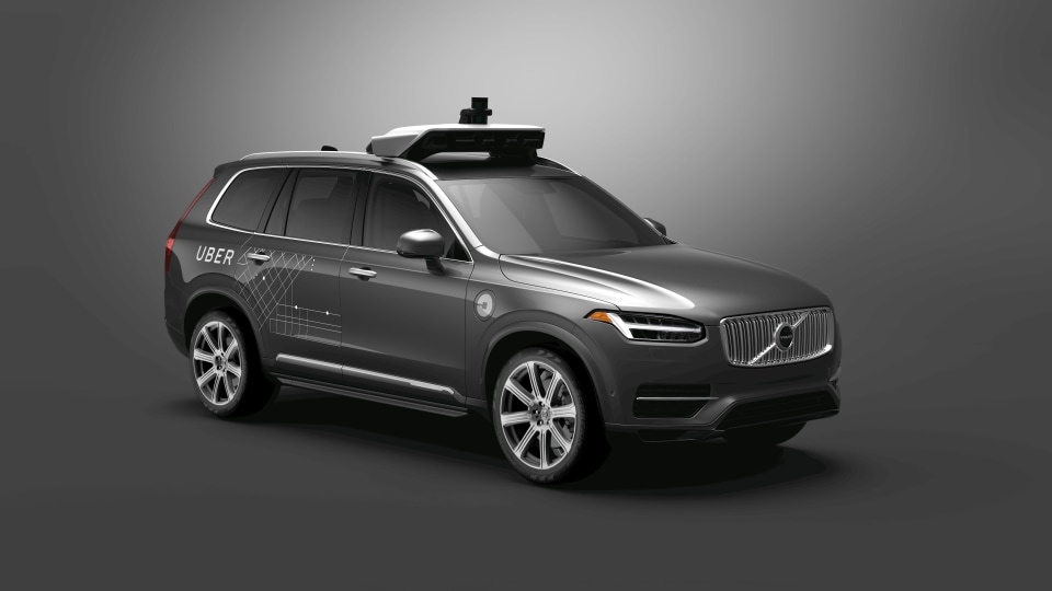Pedestrian killed by self-driving Uber