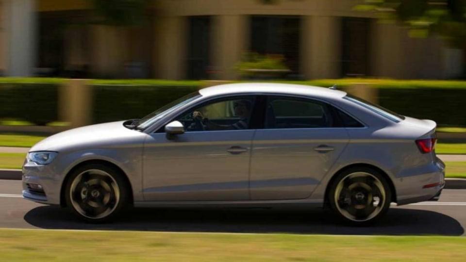 Audi A3 2.0 TDI Ambition sedan.