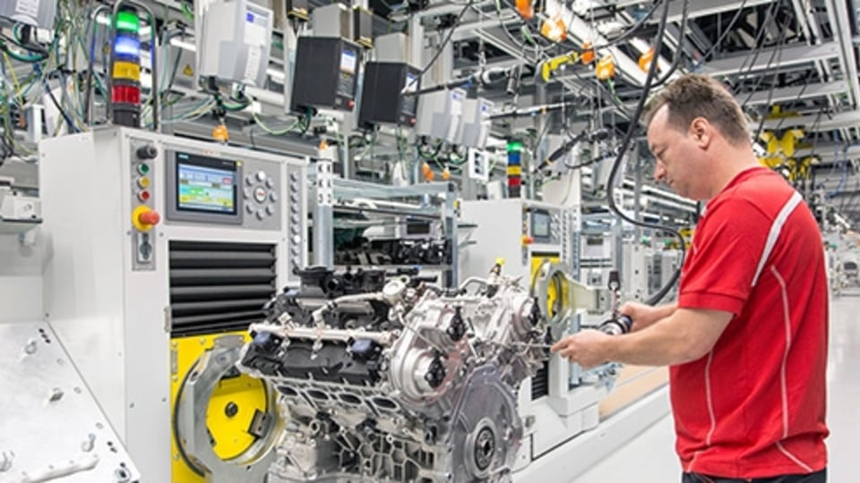 2016 Porsche Panamera V8 Factory